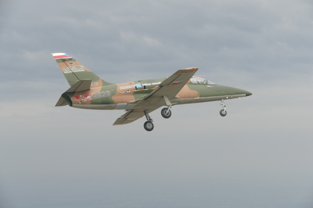 L-39NG first flight