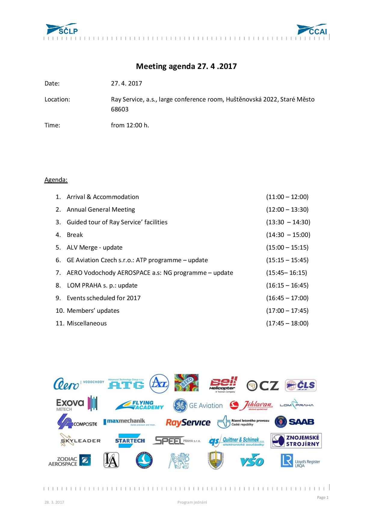 Wings Of Future Competiton For High School Students Svaz Eskho Camera Wiring Diagram Furthermore Security On April17 Agenda Meeting En 03 04 2017 Page 001